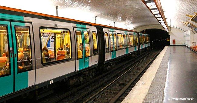Paris : Un homme de 20 ans grièvement blessé après avoir été aspergé de liquide dans le métro