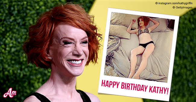 Kathy Griffin of 'Suddenly Susan' Shares Bedroom Photo as She Celebrates Her 59th Birthday