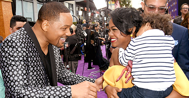 'Fresh Prince's Will Smith, Tatyana Ali, & Alfonso Ribeiro Reunite at 'Aladdin' Premiere