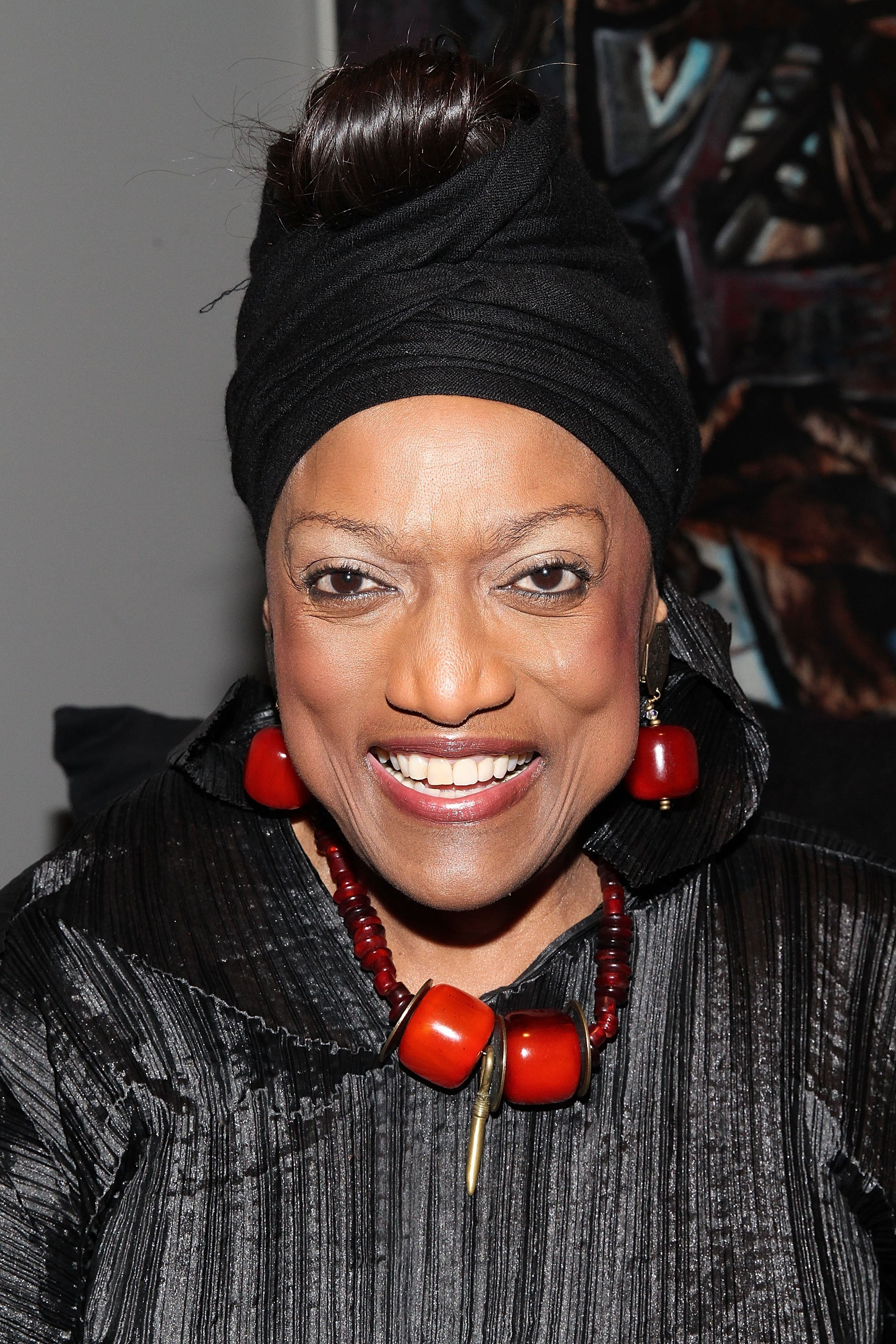 Jessye Norman at the ACRIA annual holiday dinner on December 11, 2013 | Photo: Getty Images