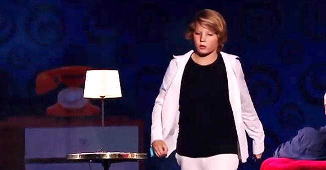La chanson secrète : Marc Lavoine n'a pas pu retenir ses larmes devant son fils sur scène