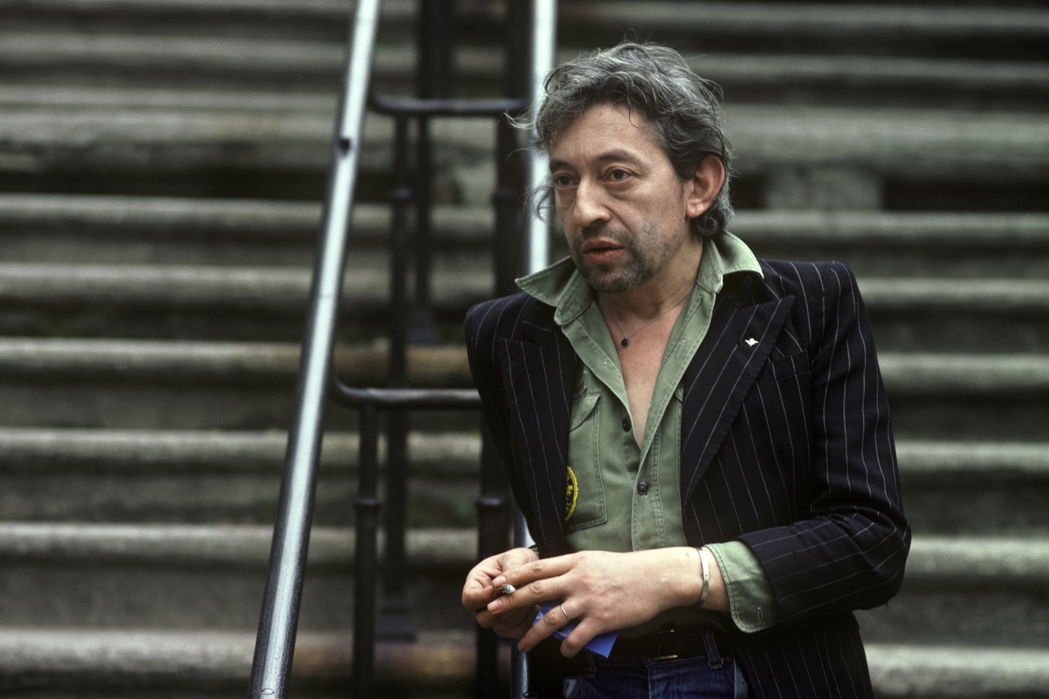 Serge Gainsbourg   photo : Getty Images