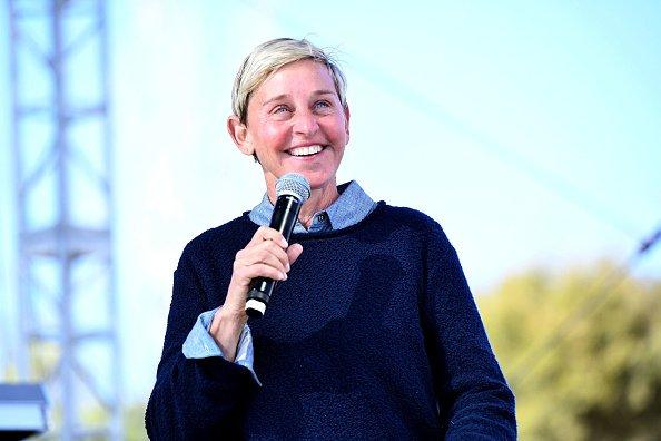 Ellen DeGeneres en Bella Vista Ranch & Polo Club el 25 de febrero de 2018 en Carpinteria, California   Foto: Getty Images
