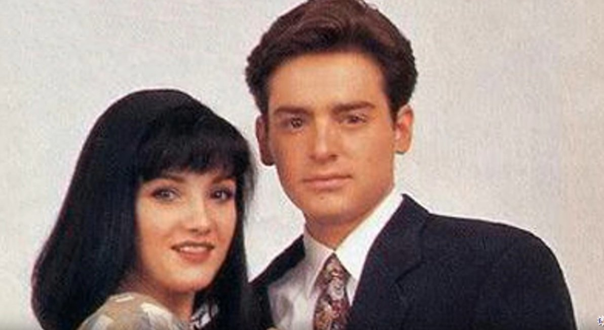 La actriz mexicana Karla Álvarez y el actor mexicano Gerardo Hemmer. | Imagen: YouTube/Flahs Farándula