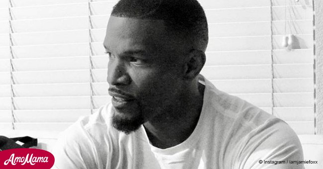 Here is what Jamie Foxx was taught by his sister with Down syndrome