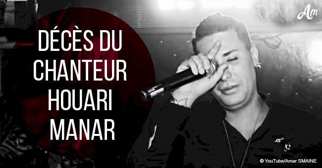 Le chanteur Houari Manar meurt à l'âge de 38 ans, suite à un accident lors de son opération de chirurgie esthétique