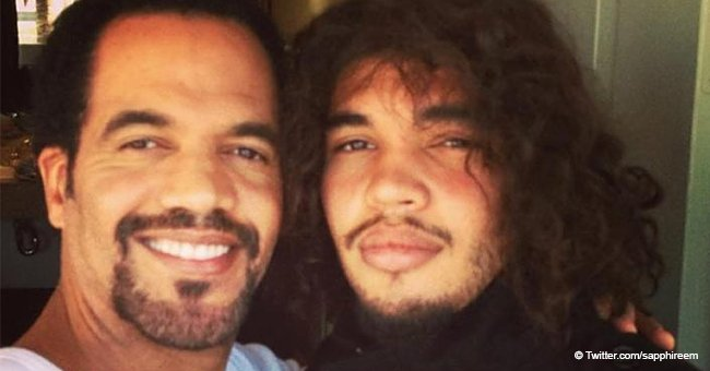 Kristoff St. John reported to be buried next to his son following actor's sudden death at age 52