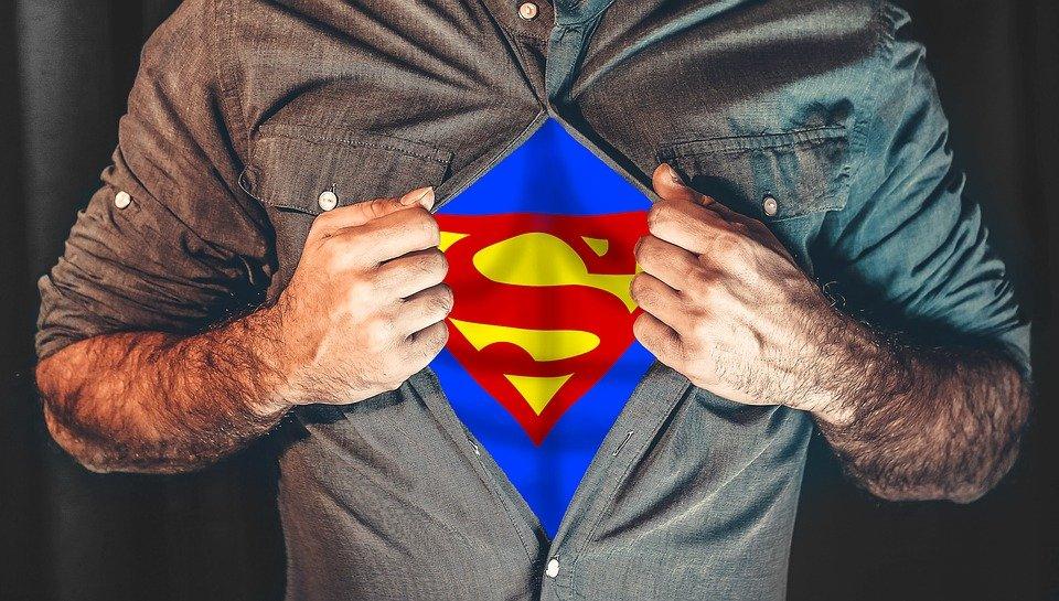 Superhéroe| Foto: Pixabay