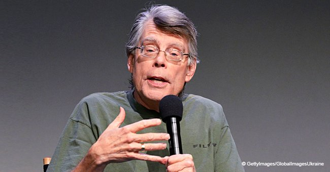 Stephen King would pay $10,000 to spark debates of Donald Trump with opponents for border wall