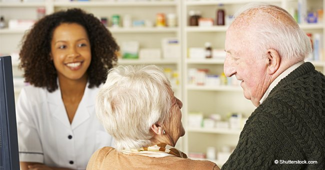 Joke: Elderly Couple Pass a Drug Store While Discussing Their Decision to Get Married