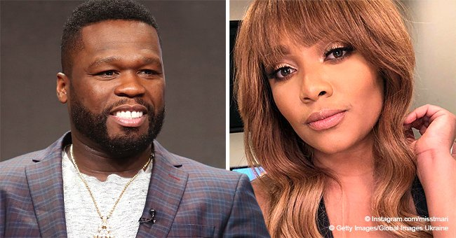 50 cent gets a comedian to demand payment from Teairra Mari after her failed porn lawsuit