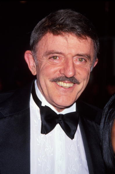 El actor John Astin. | Foto: Getty Images.
