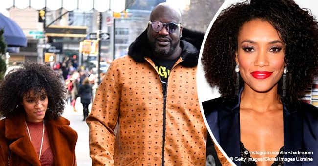 Shaq O'Neal steps out with his 35-year-old actress girlfriend who's a star on 'Chicago Fire'