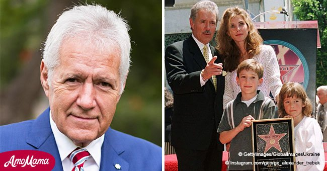 'Jeopardy!' host Alex Trebek's daughter has grown into a real beauty