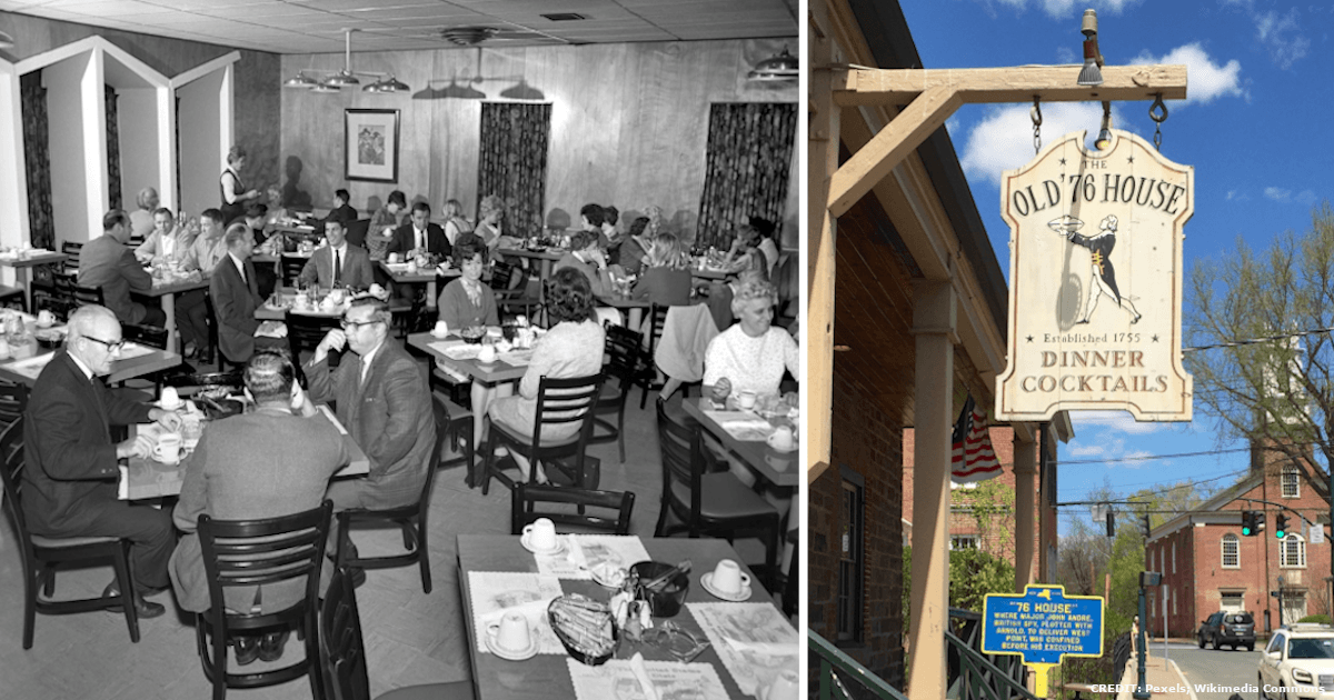 50 Oldest Restaurants in the US: Visit Every State
