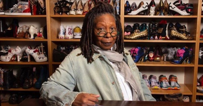 Whoopi Goldberg Is 'Lucky to Be Alive' after near Fatal Scare from Double Pneumonia