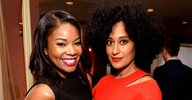 See Photos Gabrielle Union & Tracee Ellis Ross Posted of Each Other in Bikinis on Their B-Days