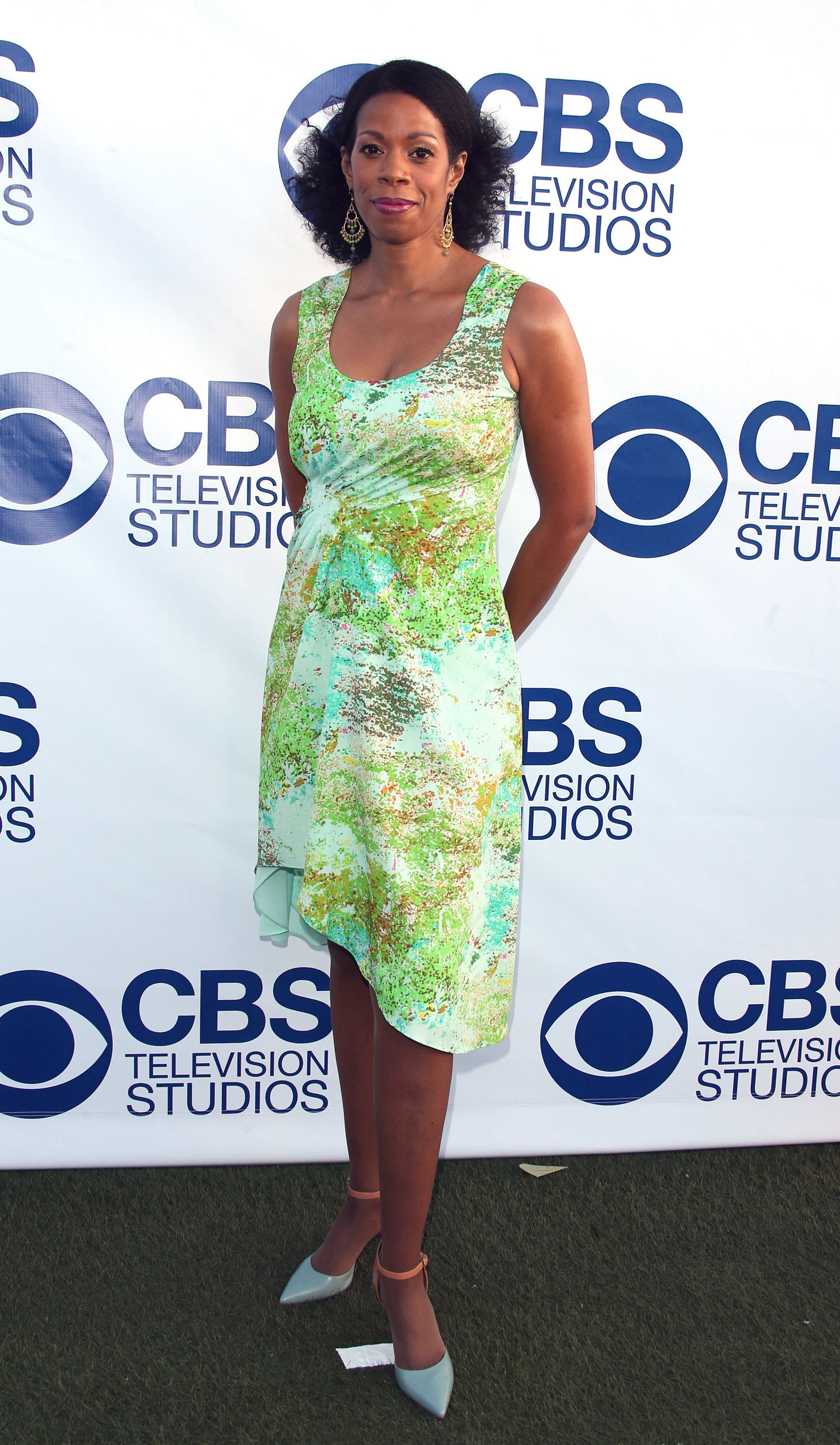 Kim Wayans at the CBS Summer Soiree on May 19, 2014 in West Hollywood, California. | Photo: Getty Images