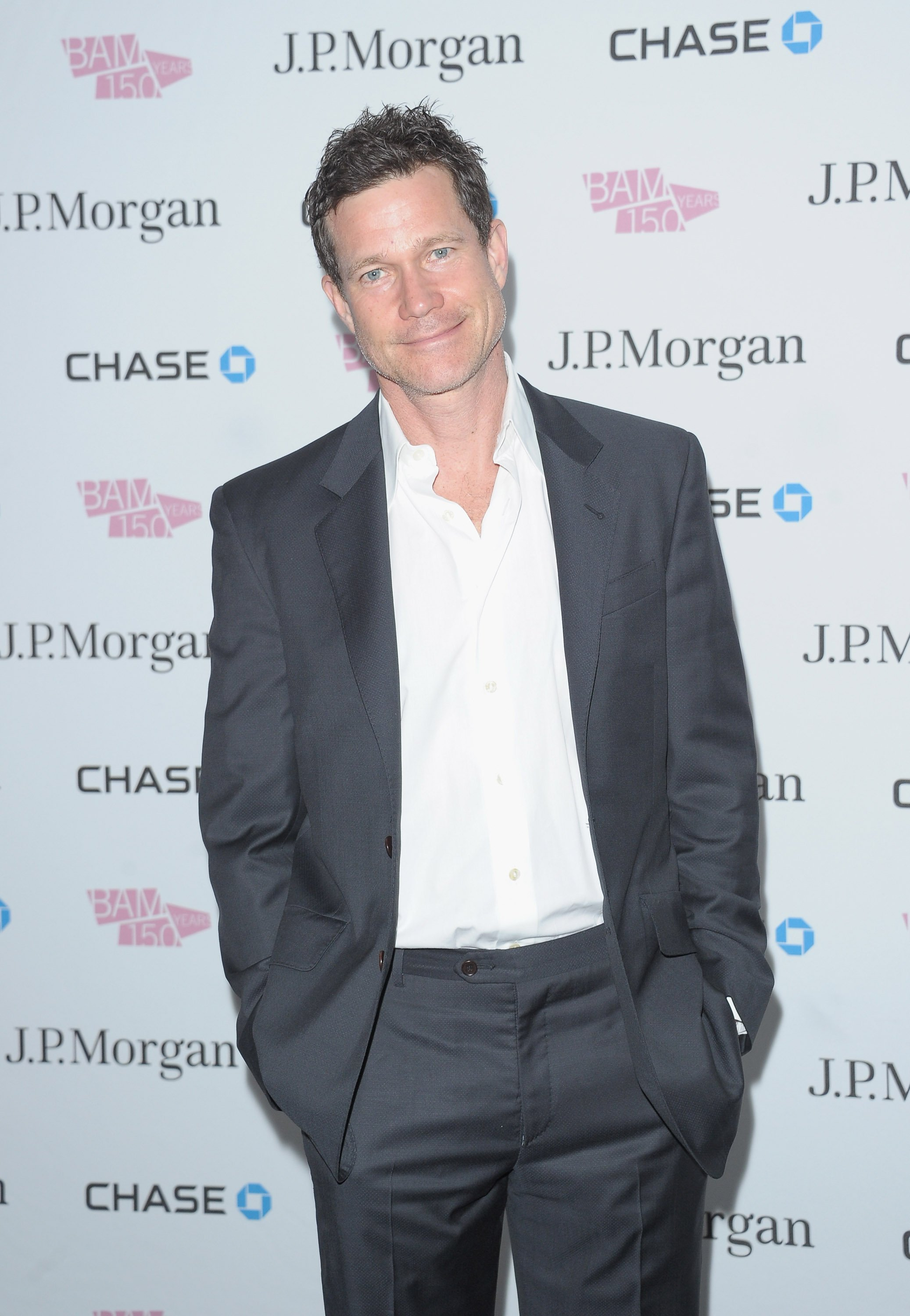 Dylan Walsh during the BAM 150th Anniversary gala. | Source: Getty Images