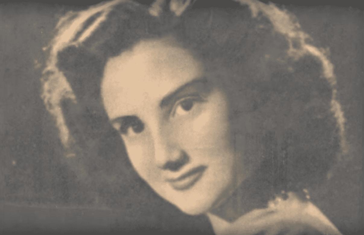 La actriz mexicana Gloria Mange. | Fuente: YouTube /  Alejandro Zuniga Recordando