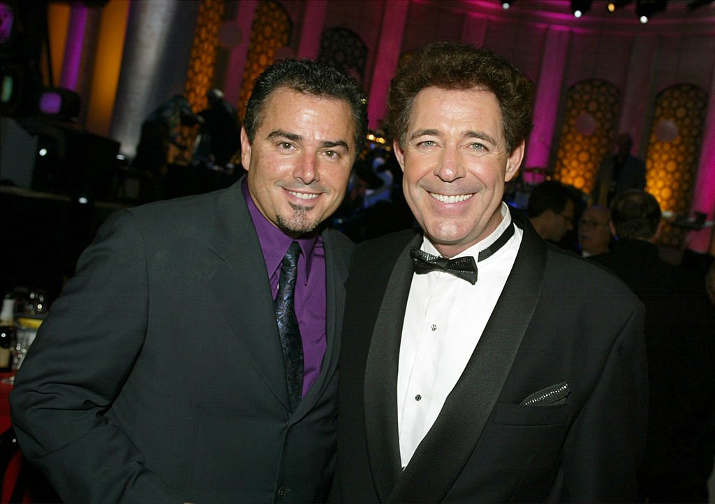 Knight and Williams, TV Land Awards, 2003. Image Credit: Getty Images