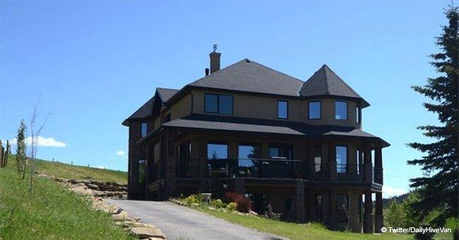 Frau verkauft luxuriöses Haus für 25 $ und jeder könnte es bekommen
