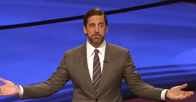 Watch Aaron Rodgers' Reaction after 'Jeopardy!' Contestants Failed to Name His NFL Team