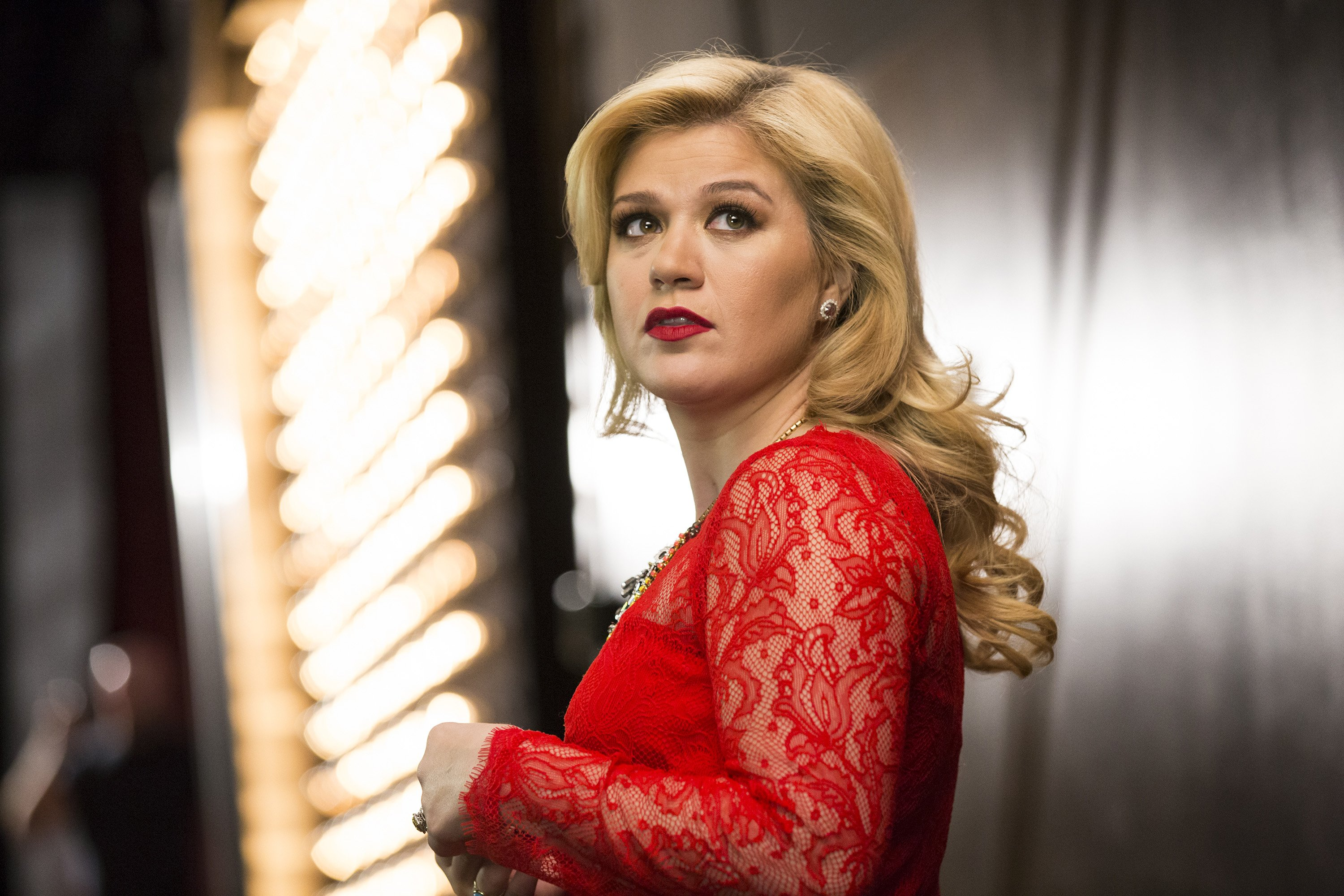 Kelly Clarkson Cautionary Christmas Music Tale - Pictured, Kelly Clarkson | Photo: Getty Images