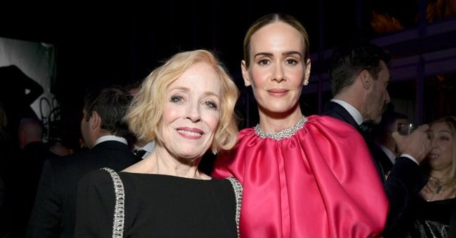 Sarah Paulson Posts Touching Tribute to Girlfriend Holland Taylor in Honor of Her 78th Birthday