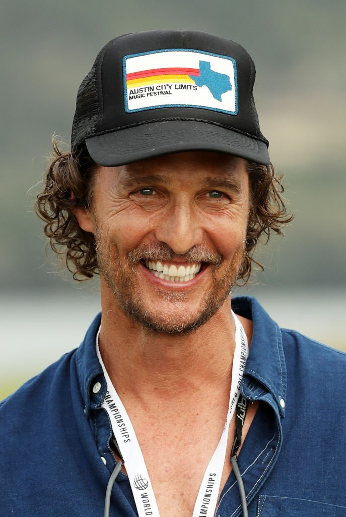 Matthew McConaughey. I Image: Getty Images.