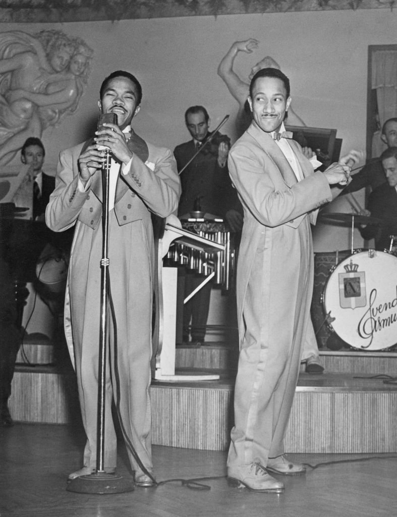 Nicholas Brothers, Fayard and Harold | Photo: Getty Images