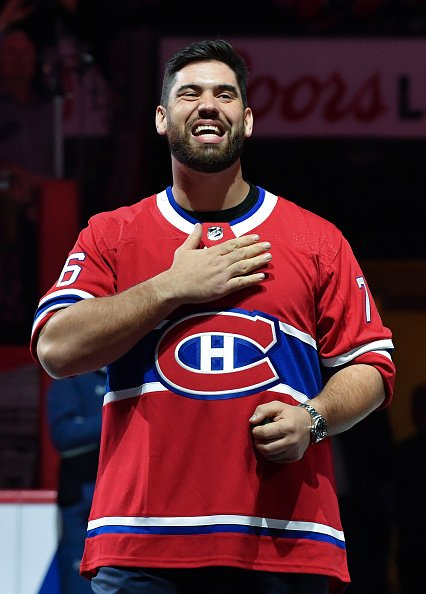 Laurent Duvernay-Tardif at the Bell Centre on February 10, 2020 | Photo: Getty Images