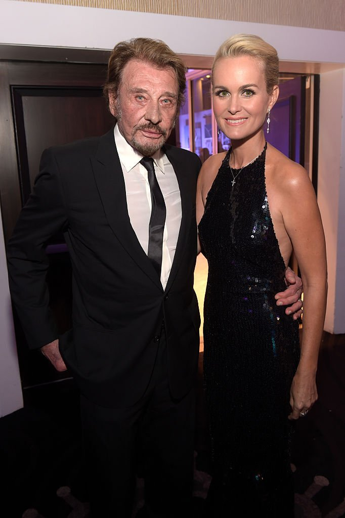 Johnny et Laeticia Hallyday I Photo Getty Images