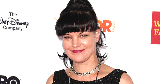 Pauley Perrette Shares Previously Unseen Childhood Photo with Her Late Mom