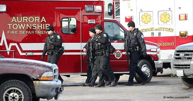 At least 5 people lost their lives after man opened fire inside a warehouse in Illinois