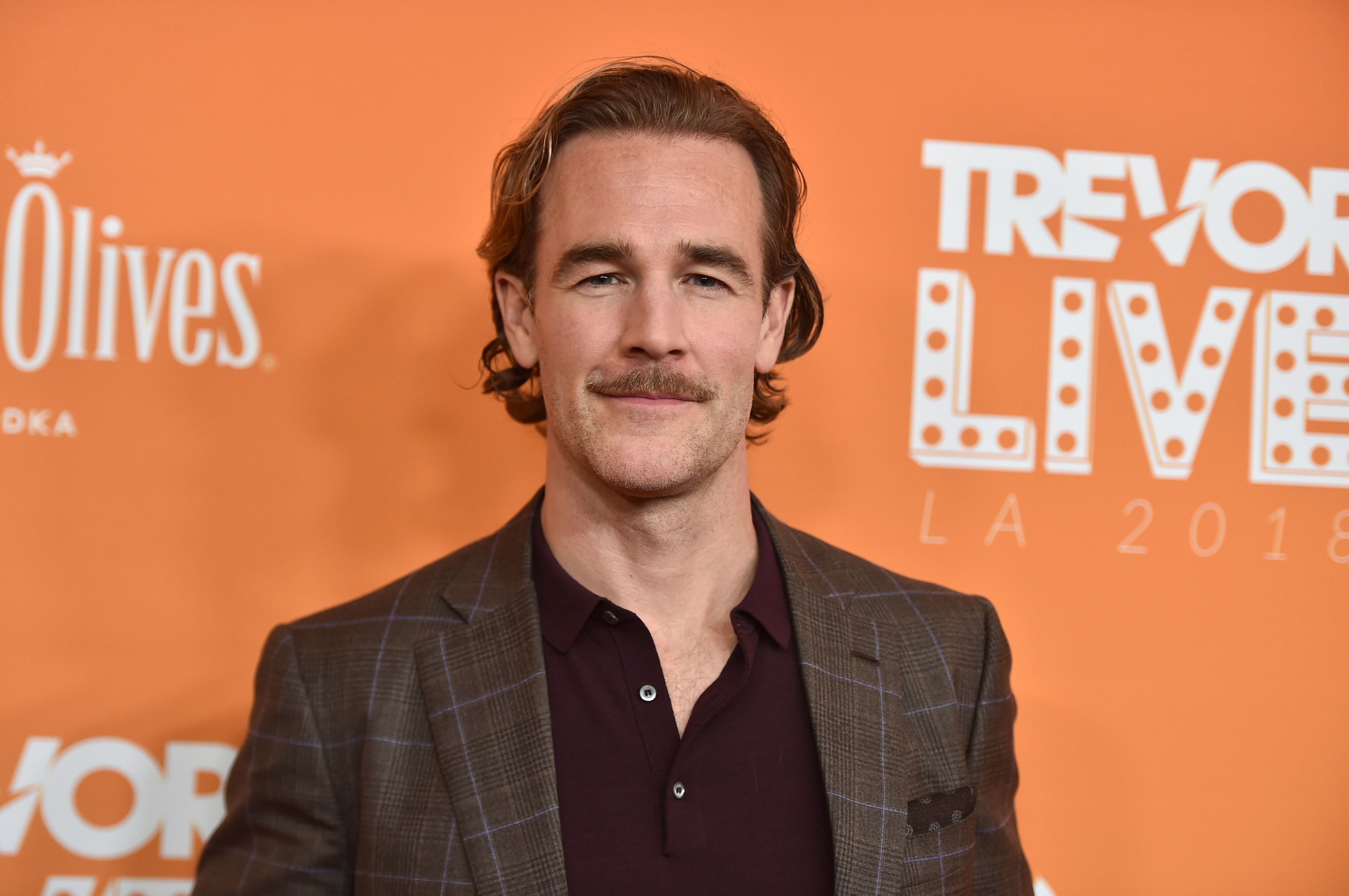 James Van Der Beek attemds The Trevor Project's TrevorLIVE Gala at The Beverly Hilton Hotel on December 02, 2018 in Beverly Hills, California | Photo: Getty Images