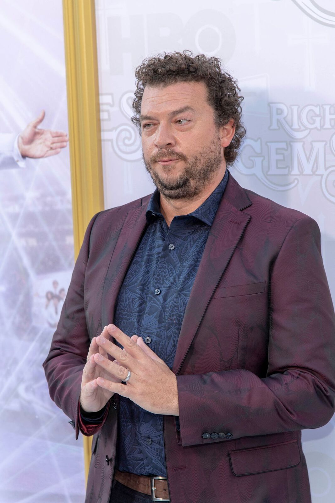 "Danny McBride at the ""The Righteous Gemstones"" premiere/ Source: Shutterstock"