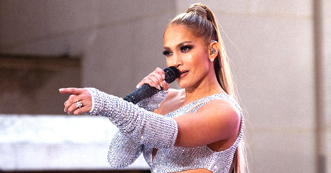 Jennifer Lopez Shows How to Be Flawless at Almost 50 with a Steamy New Photo of Rock-Hard Abs