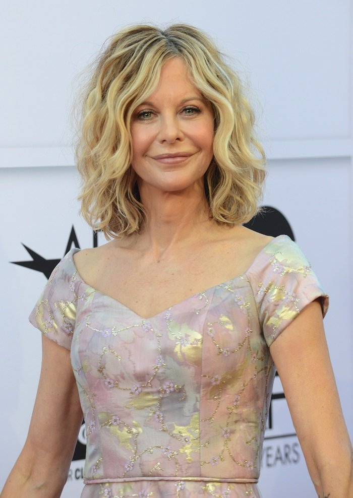 Meg Ryan I Image: Getty Images