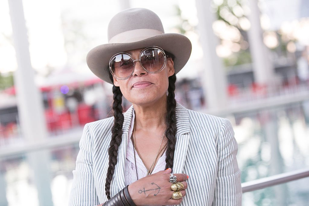 """Cree Summer arrives to the opening night of """"Ma Rainey's Black Bottom"""" at Mark Taper Forum 