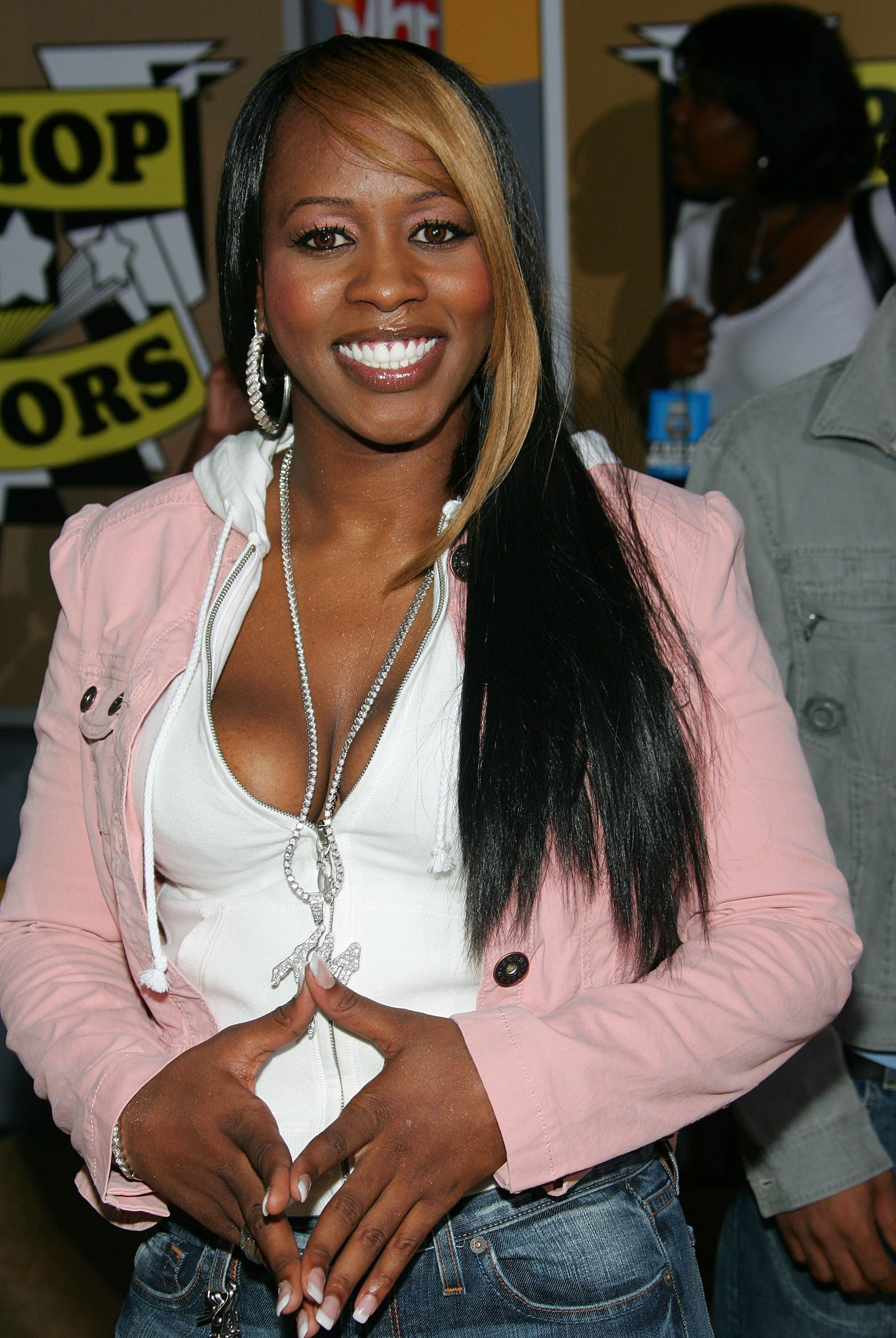 Remy Ma at the Second Annual VH1 Hip Hop Honors on September 22, 2005 in New York.  | Photo: Getty Images