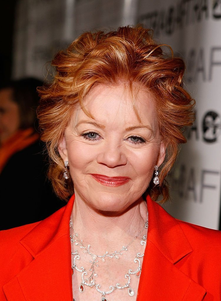 Kathleen Noone llega a los AFTRA Media and Entertainment Excellence Awards de 2009. | Foto: Getty Images