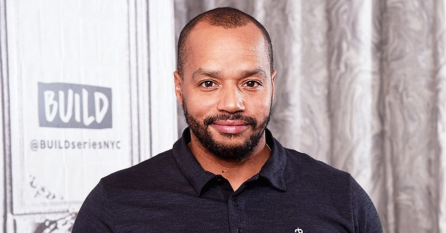Donald Faison from 'Emergence' Shares Adorable Family Photo with Wife CaCee Cobb & Kids at Disneyland
