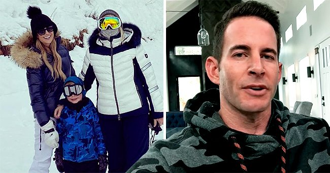 Tarek El Moussa's Mom Joins His Ex-wife Christina Anstead for a Vacation with Their Kids