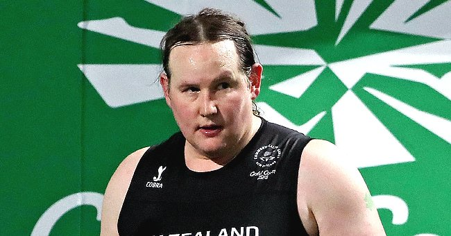 Laurel Hubbard represents New Zealand at the Tokyo Olympics, 2020. | Source: Getty Images