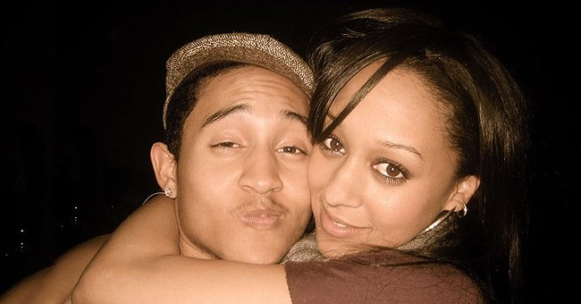 'Sister, Sister' Star Tia Mowry Pays Sweet Tribute to Little Brother Tahj
