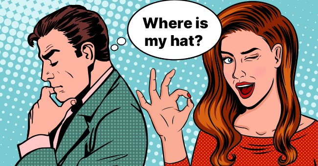 Daily Joke: Man Wanted to Steal a Hat, But Then He Went to Church