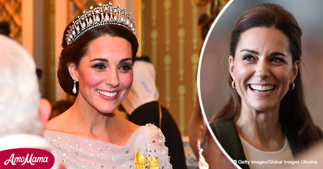 Did you know that Kate Middleton is also a baroness? Her full title may seem a little bizarre