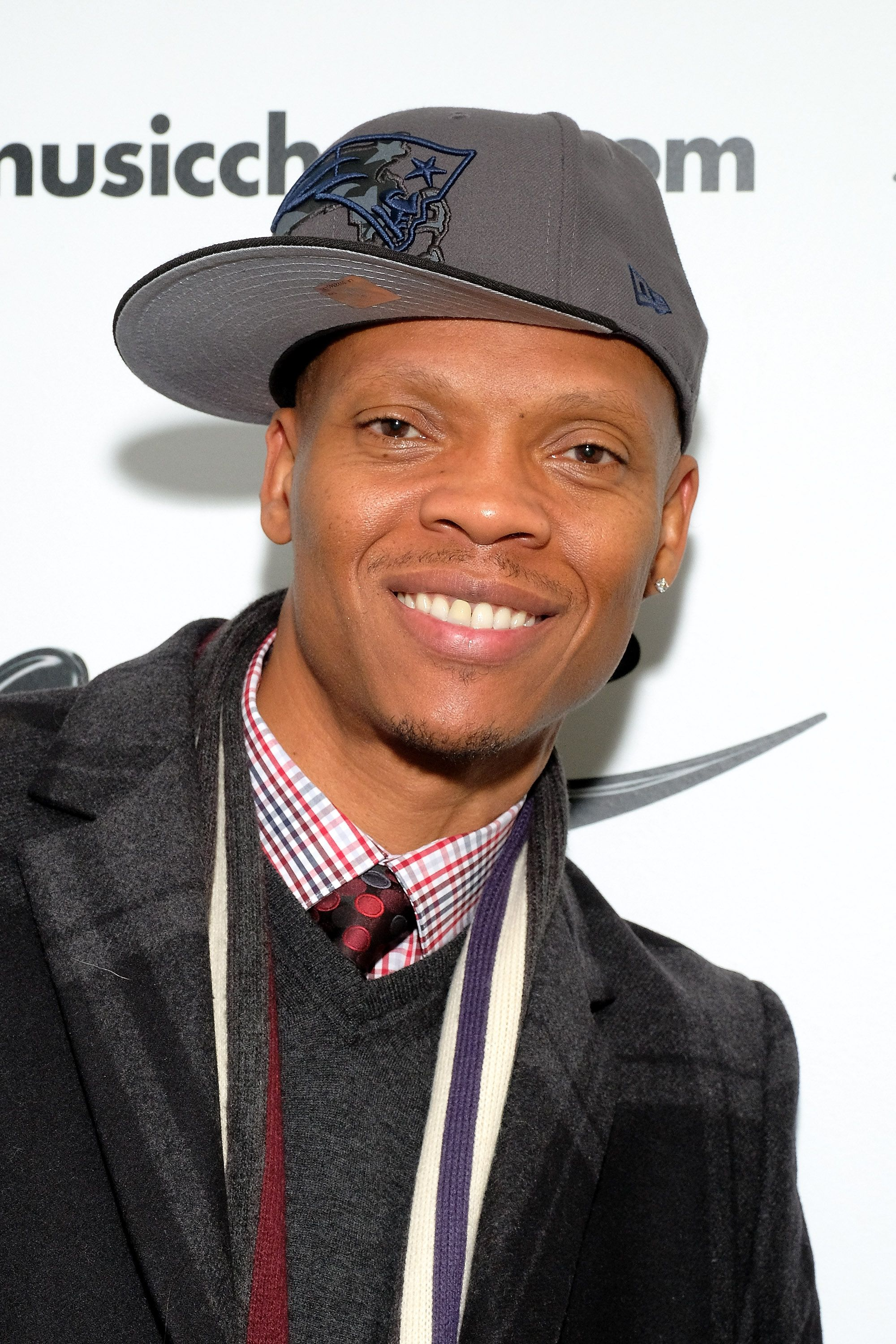 Ronnie DeVoe at Music Choice on January 19, 2017 in New York City. | Source: Getty Images