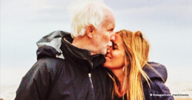 Mujer se enamoró de un hombre con cáncer y decidió formar una familia a pesar de las críticas